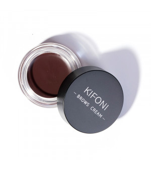 5 Colors Eyebrow Cream Waterproof Lasting Makeup Natural Brows Tint Quick Dry Eye Brow Enhancer with Brush